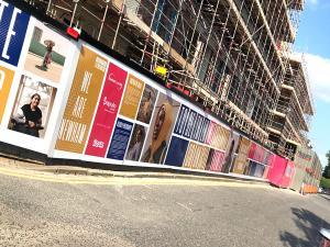 Hoarding-print-company-Canary-Wharf