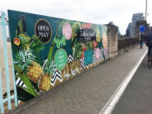 hoarding-panels-Canary-Wharf