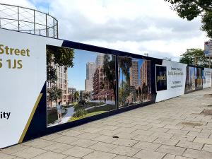 sites-hoarding-printing-Canary-Wharf