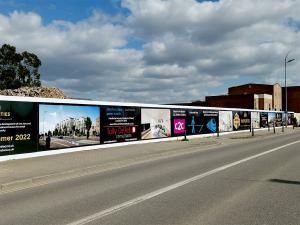 Lewisham-construction-sites-hoarding-printing
