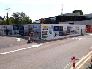 Hoarding design Crawley