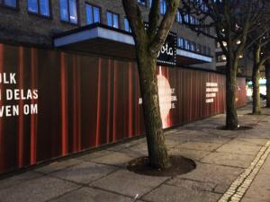 East London construction hoardings suppliers