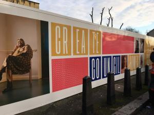 hoarding suppliers in East London