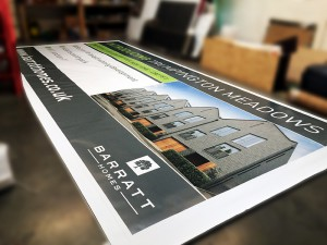 Large Format Printing Services in London