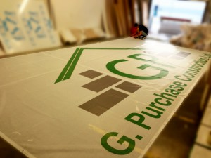 Large Format Printing Services in UK