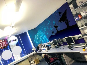 Scaffold Banners Printing London