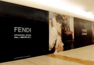 Retail Hoarding Graphics London