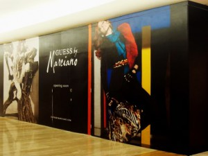 Retail Hoarding Graphics London & Essex at Hoardingprint